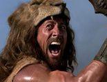Primer clip de 'Hércules' con Dwayne Johnson preparándose para la batalla