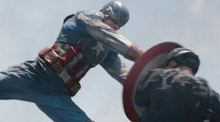 'Capitán América: El Soldado de invierno' deja K.O. a 'Transcendence' en la taquilla de Estados Unidos