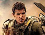 'Al filo del mañana' tiene nuevo póster con sus protagonistas Tom Cruise y Emily Blunt