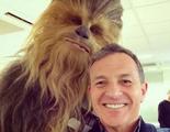 Primera imagen de Chewbacca en el rodaje de 'Star Wars: Episodio VII'