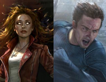 Elizabeth Olsen y Aaron Taylor-Johnson hablan sobre sus personajes en 'Los Vengadores: La era de Ultron'