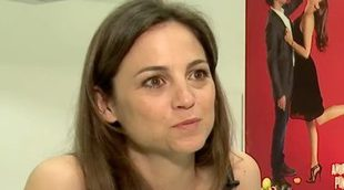 """Leonor Watling y Richard Coyle, de 'Amor en su punto': """"Si hay un buen guion, el género me da un poco igual"""""""