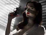 Prohíben el nuevo póster de 'Sin City: Una dama por la que matar' por una Eva Green 'demasiado sexy'