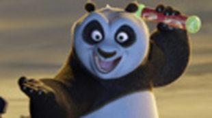 'Kung Fu Panda', notable, simple y sin complejos