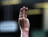Los manifestantes tailandeses toman el saludo de 'Los juegos del hambre' como símbolo de protesta