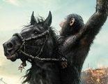 Épico nuevo póster a caballo de 'El amanecer del planeta de los simios'