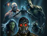 'Guardianes de la Galaxia' representada en impresionantes pósters hechos por sus fans