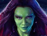 Pósters individuales de Star-Lord, Gamora y Drax el Destructor de 'Guardianes de la Galaxia'