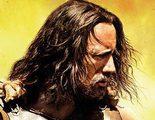 Póster oficial en español de 'Hércules', protagonizada por Dwayne Johnson