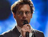Johnny Depp presenta su nuevo trabajo en un clip exclusivo de 'Transcendence'