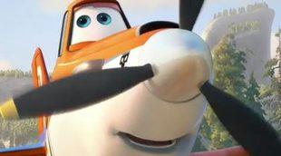 Primer clip oficial de 'Aviones: Equipo de rescate'