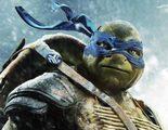 Pósters individuales de los protagonistas de 'Ninja Turtles'