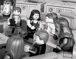 El reparto de 'Star Wars: Episodio VII' se transforma en figuritas de LEGO