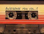 Lista de canciones del 'Awesome Mix Vol. 1', la banda sonora de 'Guardianes de la Galaxia'