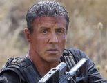 Sylvester Stallone enciende el motion póster de 'Los mercenarios 3'