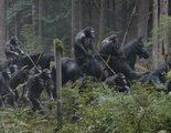 'El amanecer del planeta de los simios' arrasa en su estreno en Estados Unidos
