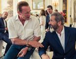 Sesión de fotos del reparto de 'Los mercenarios 3' durante el Festival de Cannes