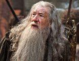 Nueva imagen de 'El Hobbit: La batalla de los cinco ejércitos' con Ian McKellen y Luke Evans