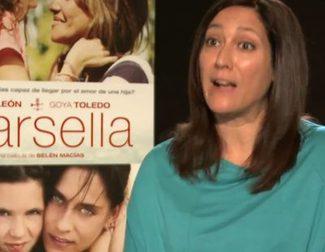 """Belén Macías, directora de 'Marsella': """" La película se ha rodado en 6 semanas, y eso me gustaría que se valorase"""""""