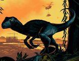 'Jurassic World' presenta un póster especial para la Comic-Con 2014