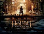 Primer cartel de 'El Hobbit: La Batalla de los Cinco Ejércitos'
