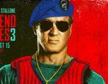 'Los mercenarios 3' vuelven a los 90's en sus nuevos carteles
