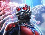 Primera imagen del casco de 'Ant-Man'