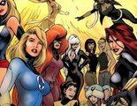 Marvel apuesta por la igualdad de género y promete una película protagonizada por una mujer