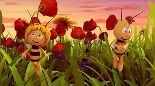 'La abeja Maya, la película' calienta motores para su estreno con dos nuevos vídeos de tomas falsas