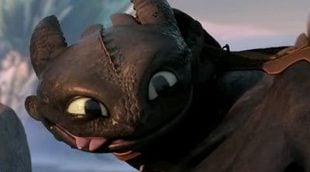 'Cómo entrenar a tu dragón 2' vuela alto en la taquilla española