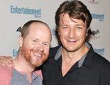 Nathan Fillion escribe un 'heroico' prólogo para la biografía de Joss Whedon