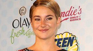 Shailene Woodley se impone a Jennifer Lawrence en los Teen Choice Awards 2014