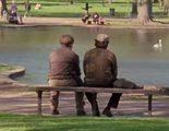 El banco de 'El indomable Will Hunting' se llena de homenajes a Robin Williams