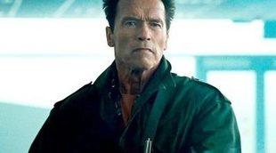 Arnold Schwarzenegger y Jet Li, ¿gays en 'Los mercenarios 3'?
