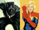 Kevin Feige escucha las peticiones de los fans para películas de Pantera Negra y Capitana Marvel