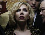 'Lucy' revienta la taquilla española en su estreno