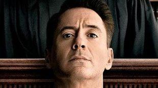 Robert Downey Jr. y Robert Duvall van a tribunales en el nuevo póster de 'El juez'