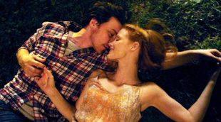 Jessica Chastain y James McAvoy enamorados en los dos nuevos clips de 'La desaparición de Eleanor Rigby'