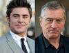Zac Efron y Robert De Niro podrían protagonizar la comedia 'Dirty Grandpa'
