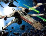 Nuevo vistazo al Halcón Milenario y a un Ala-X de 'Star Wars: Episodio VII'