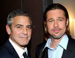 Brad Pitt quiere protagonizar la nueva película de George Clooney