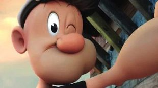 Primer vistazo en vídeo a la nueva película de 'Popeye' en CGI