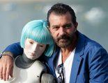 """Antonio Banderas presenta 'Autómata': """"Me gusta que la ciencia ficción tenga una relación directa con el mundo real"""""""