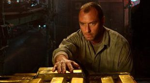 Jude Law, capitán de submarino en el nuevo tráiler de 'Black Sea'