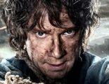 Bilbo blande su espada en el nuevo póster de 'El Hobbit: La batalla de los cinco ejércitos'