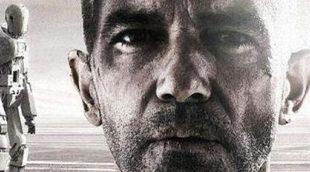 Un homenajeado Antonio Banderas presenta en Sitges su salto al cine fantástico con 'Autómata'