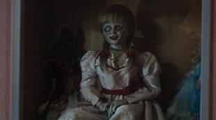 'Annabelle' y otros objetos malditos del cine