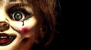 Varios cines de Francia cancelan pases de 'Annabelle' por conductas violentas