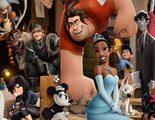 Los personajes de la nueva era dorada de Disney Animation Studios posan juntos para la portada de Wired