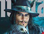 Primer vistazo a Johnny Depp como el lobo feroz de 'Into the Woods'